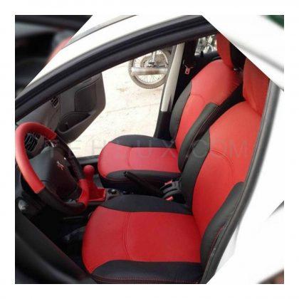 روکش صندلی 206 اسپرت مشکس قرمز