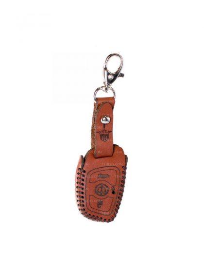 کاور چرم بریلیانسH230 کلید ثابت عنابی