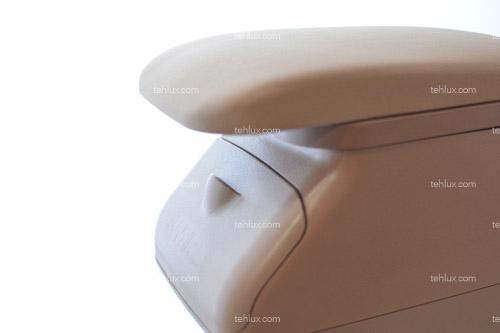 کنسول پژو 405 و پارس و SLX مدل دبل کرمی رنگ