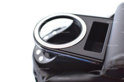 کنسول وسط پراید تیبا ساینا پژو 405 SLX پارس مدل بنزی مشکی رنگ