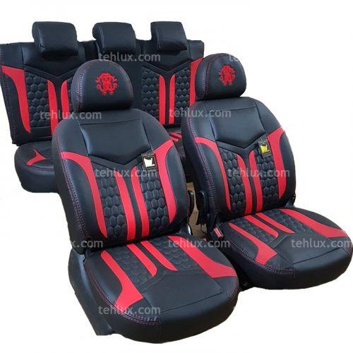 روکش صندلی چرمی سه بعدی