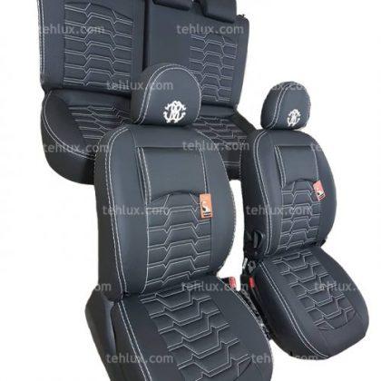 روکش صندلی چرمی 206