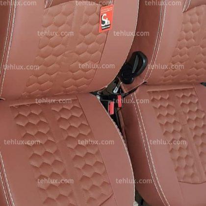 روکش صندلی سه بعدی