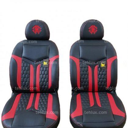 روکش صندلی سه بعدی چرم