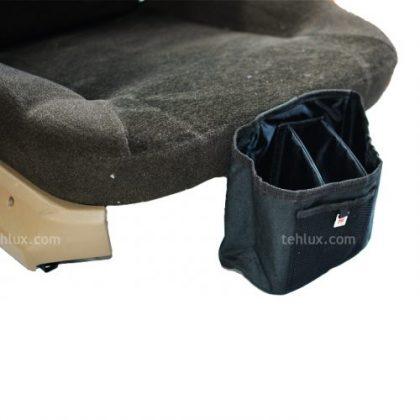 کیف جلوی صندلی