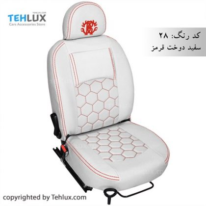 روکش صندلی سفید