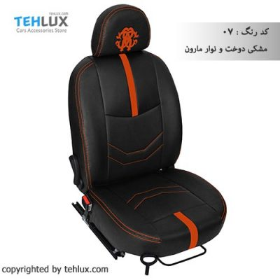 روکش صندلی چرم پژو 206 پژو پارس 405 sLX