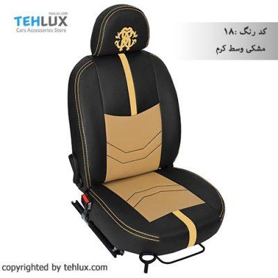 روکش صندلی چرم خرید اینترنتی ارزان پراید پژو پارس 405 206 تیبا